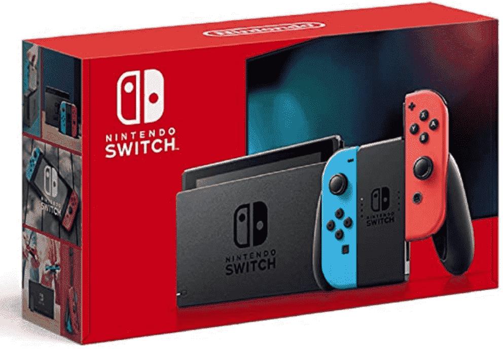 NintendoSwitch買取価格表