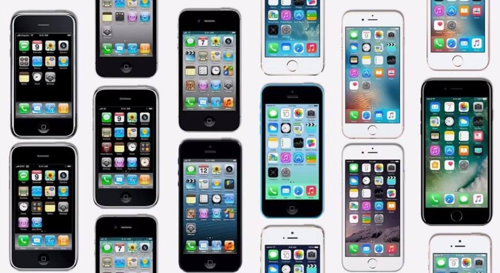 iPhone歴代モデル完全ガイド〜価格・サイズ・性能のまとめ〜