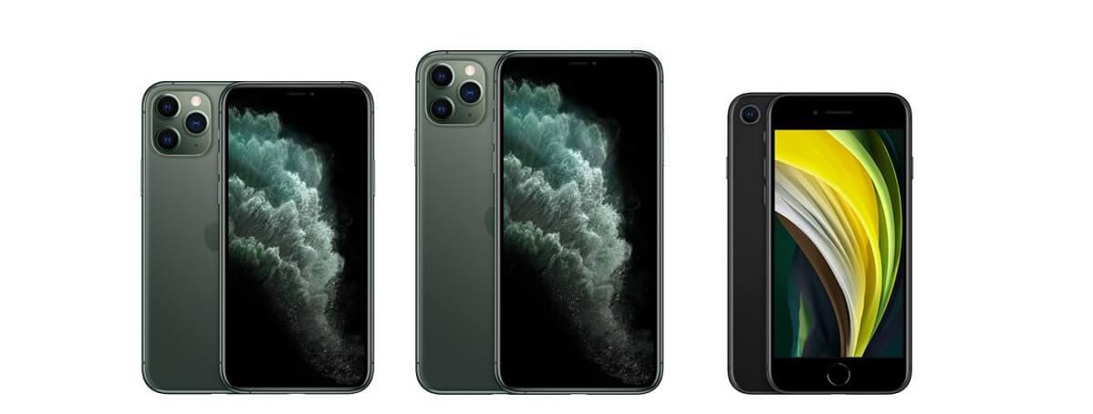 iphone最新ラインナップ