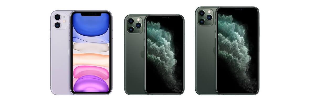 【徹底比較】iPhone11とproはどちらがおすすめ?