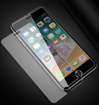 iphoneのフィルム
