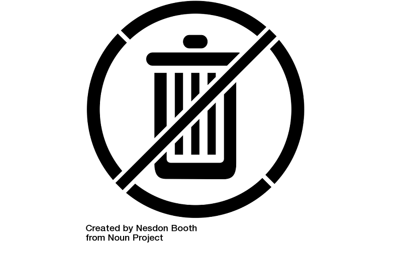 Cannot be discarded